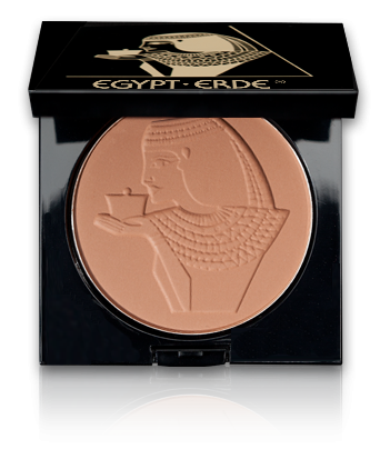 EGYPT ERDE Compact face powder pearl